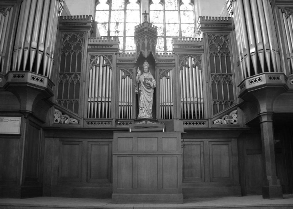 orgekl st Catherina Katedraal